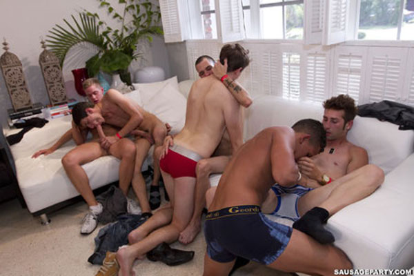 from Edward gay stripper orgy